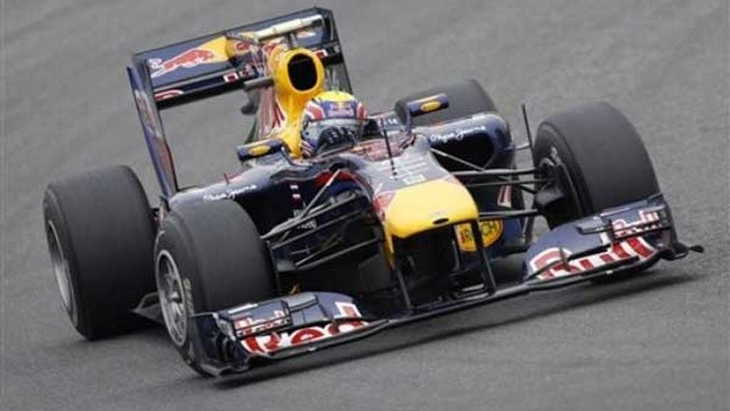Webber busca repetir victoria en Alemania