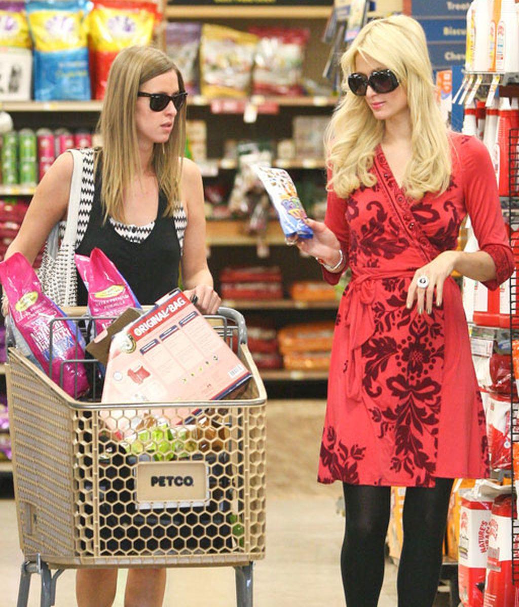 Paris Hilton y su hermana