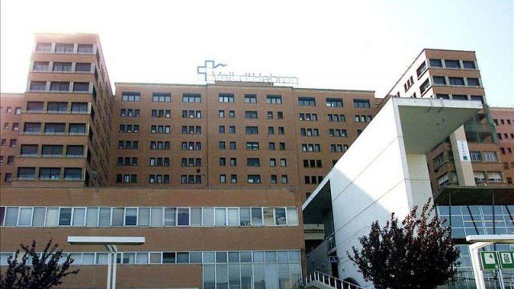 Imagen de archivo del Hospital de la Vall d'Hebron.