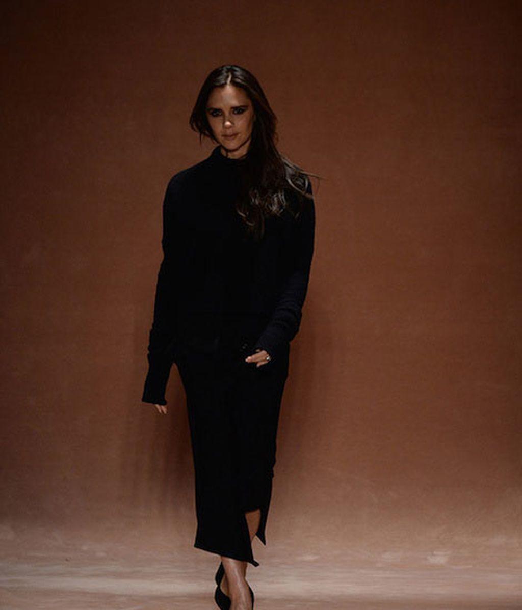 Victoria Beckham se consagra como diseñadora