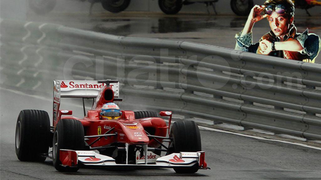 """30 de septiembre de 2009: """"¡Fernando ficha por Red Bull!"""""""
