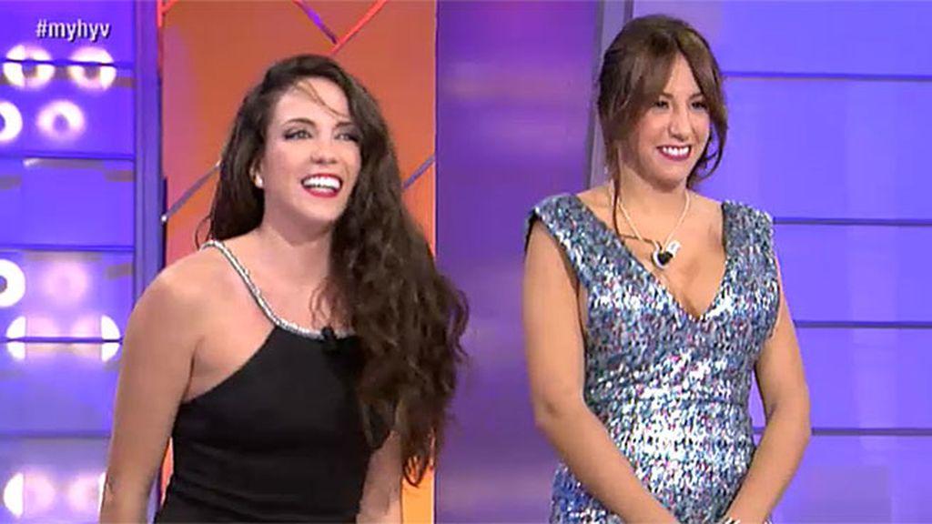 La entrada de las nuevas tronistas del programa, foto a foto