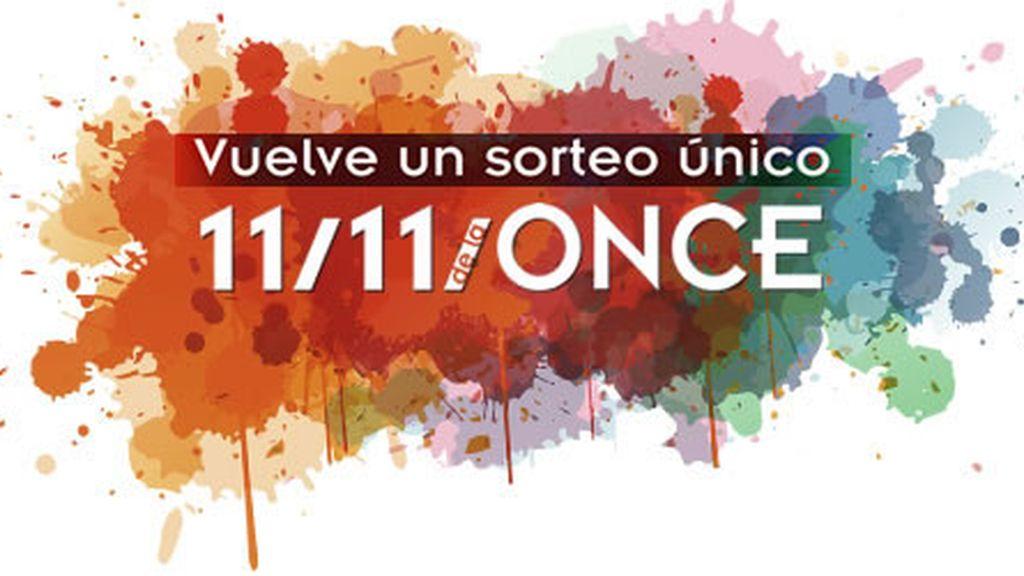 Sorteo del 11.11 de la ONCE