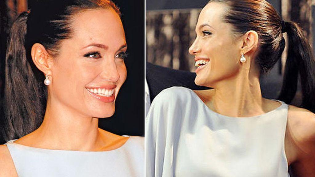 Angelina Jolie es una de las principales defensoras de la coleta