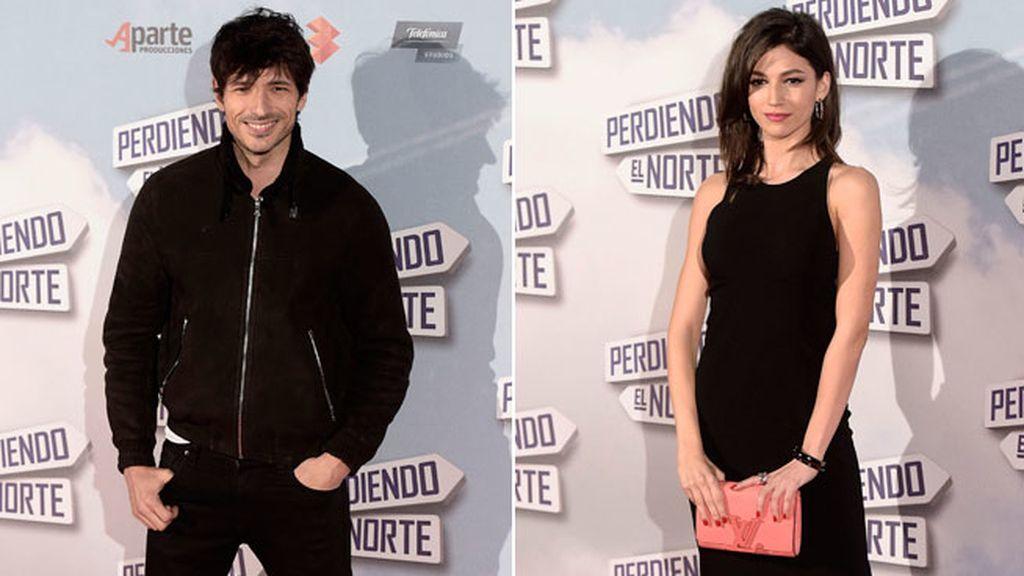 Andrés Velencoso y Úrsula Corberó tampoco posaron juntos esta vez