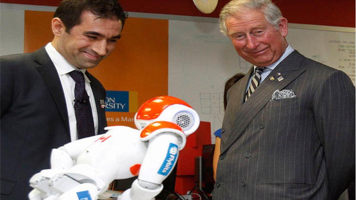 Ya están aquí los robots con precisión humana