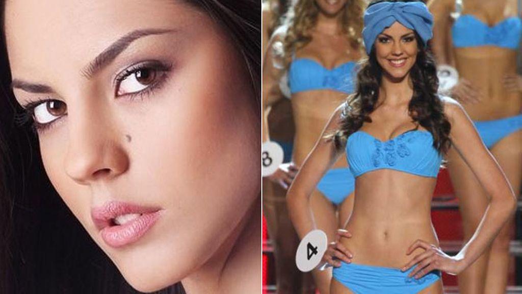 Miss Ucrania: Karyna Zhyronkina