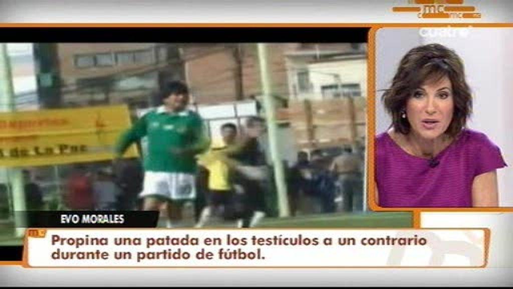 El golpe bajo de Evo Morales