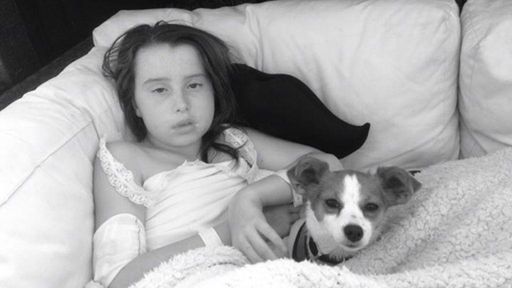 Una niña con cáncer le da a su familia una Navidad memorable tras morir