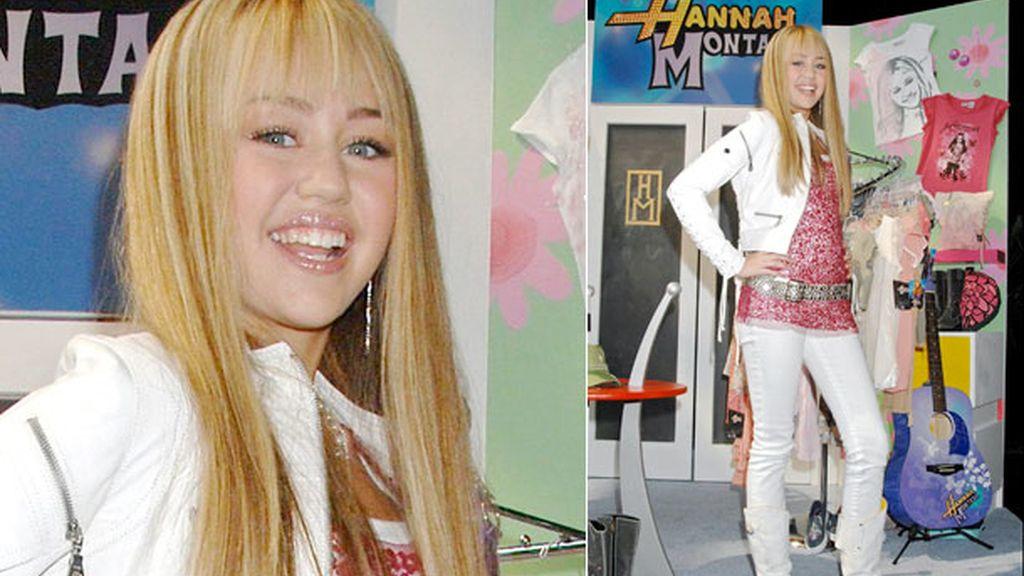 'Hanna Montana' fue su trampolín a la fama