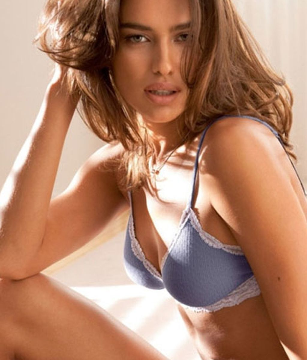 Irina Shayk, sensualidad en el sexto puesto
