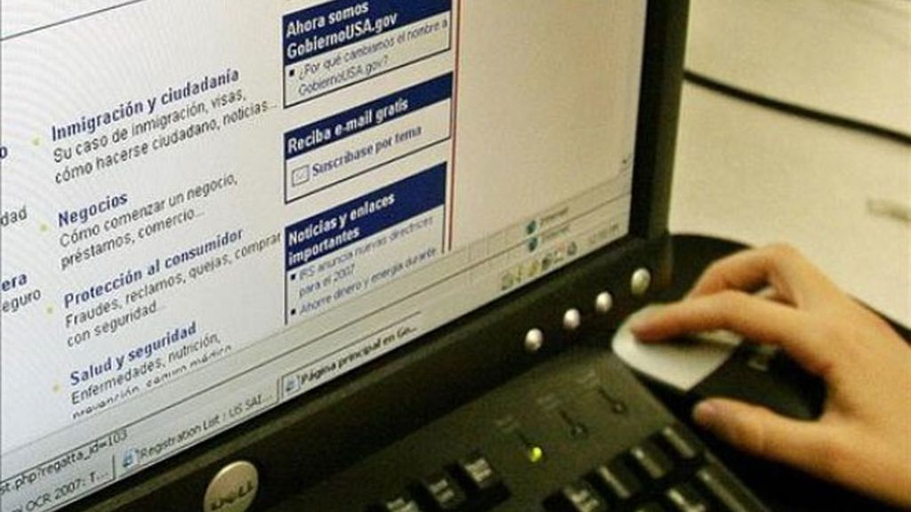 Los españoles, muy reticentes a dar datos personales en Internet
