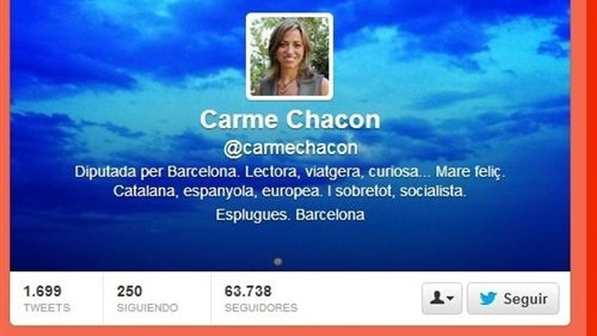 """Chacón, al directivo de Marca España cesado: """"Los catalanes esperan sus disculpas"""""""