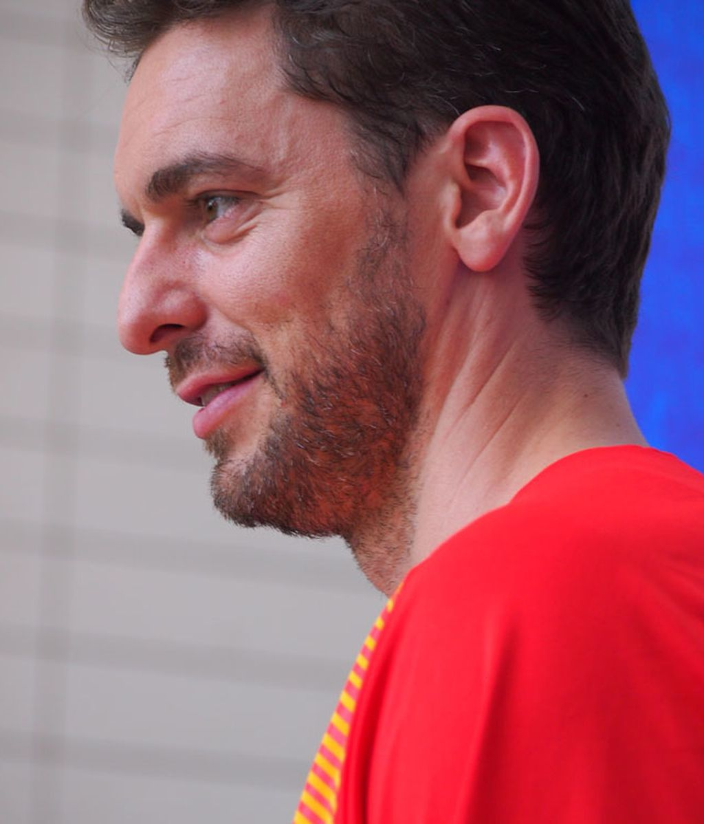Pau Gasol, líder del equipo