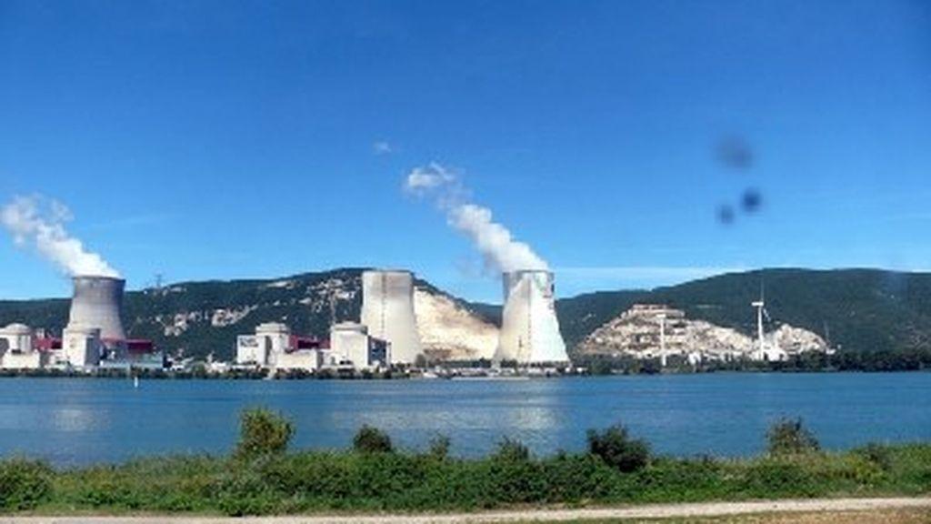 Imagen de archivo de la central nuclear francesa