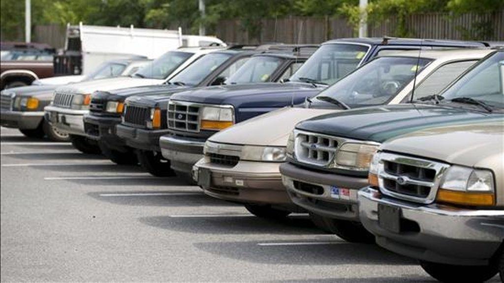 En Estados Unidos, donde se prevé que la economía crecerá entre un 3 y 4 por ciento, las ventas se podrían situar entre 12,5 y 13,5 millones de vehículos nuevos según Ford. EFE/Archivo