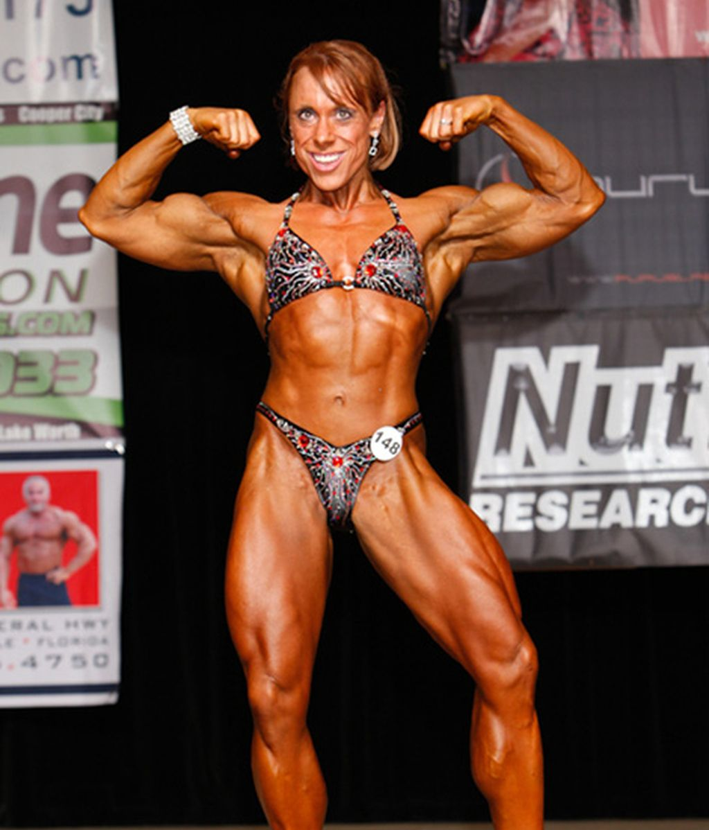 Kristy McGrael, más de 45 años