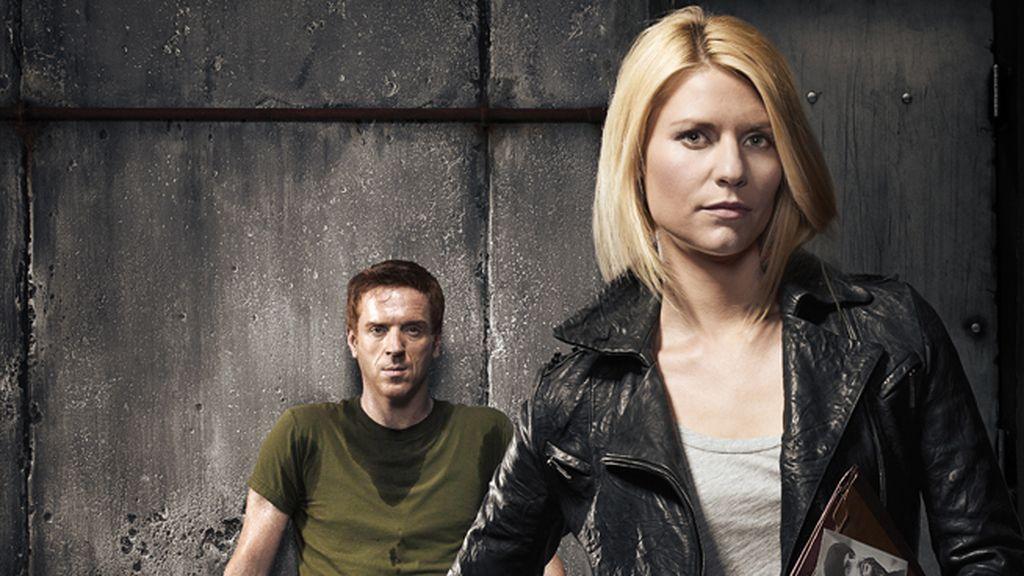 'Homeland' (primera temporada)