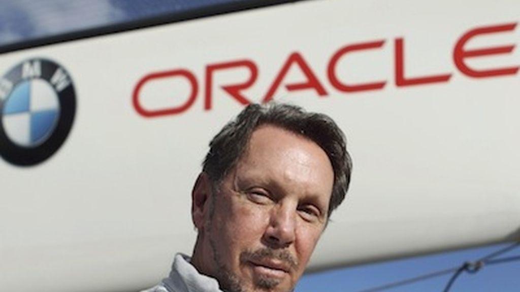 Larry Ellison,consejero delegado de Oracle