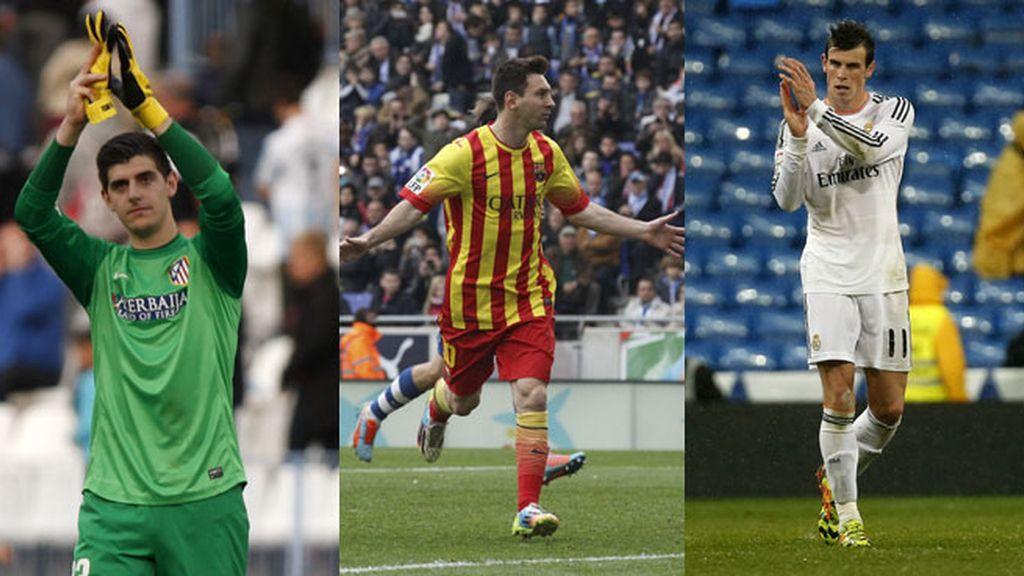 Atlético, Barça y Real Madrid apartan la 'Champions' para centrarse en la Liga