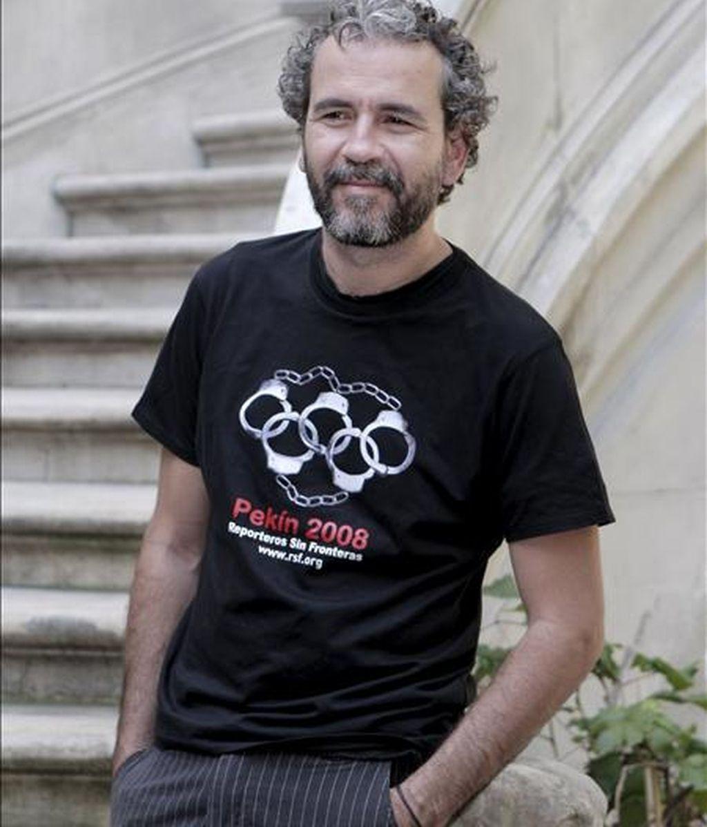 El actor Willy Toledo. EFE/Archivo
