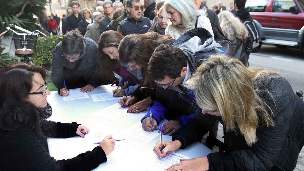 Jornada participativa del 9N en Cataluña
