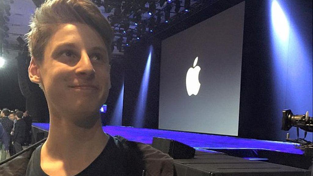 Ben Pasternak, un australiano de 16 años, nuevo genio de la tecnología