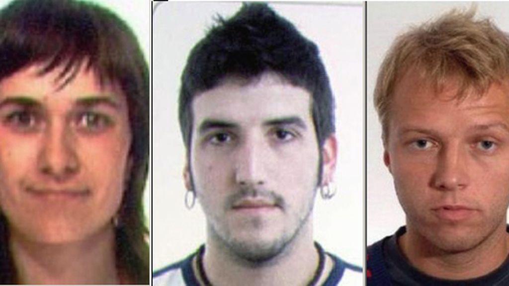 4 miembros de Segi detenidos en Francia