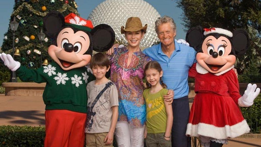 En Disneylandia