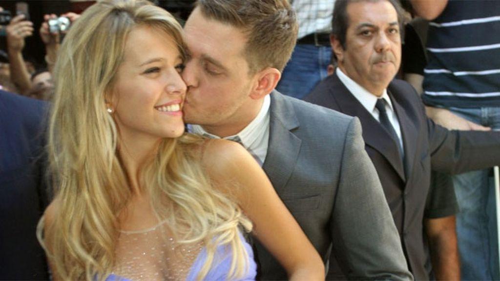 Luisiana Lopilato, novia de Michael Bublé y Twitter-estrella con dos millones de seguidores