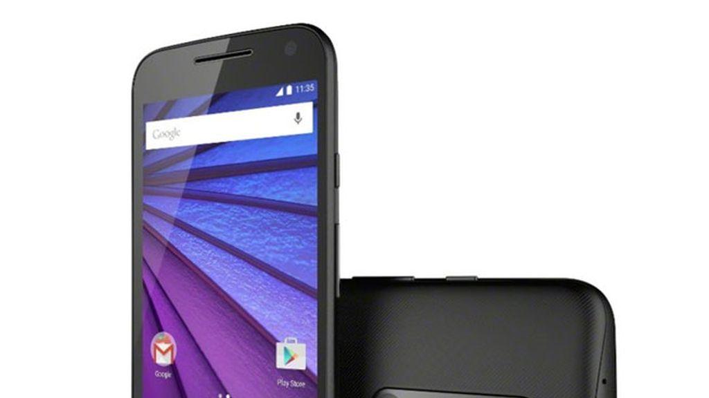 Moto G 2015, Motorola, Moto G