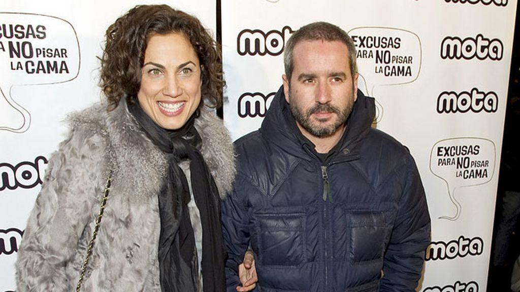 Durante años, posaban en pareja en los photocall... Los rumores empezaron en los Goya