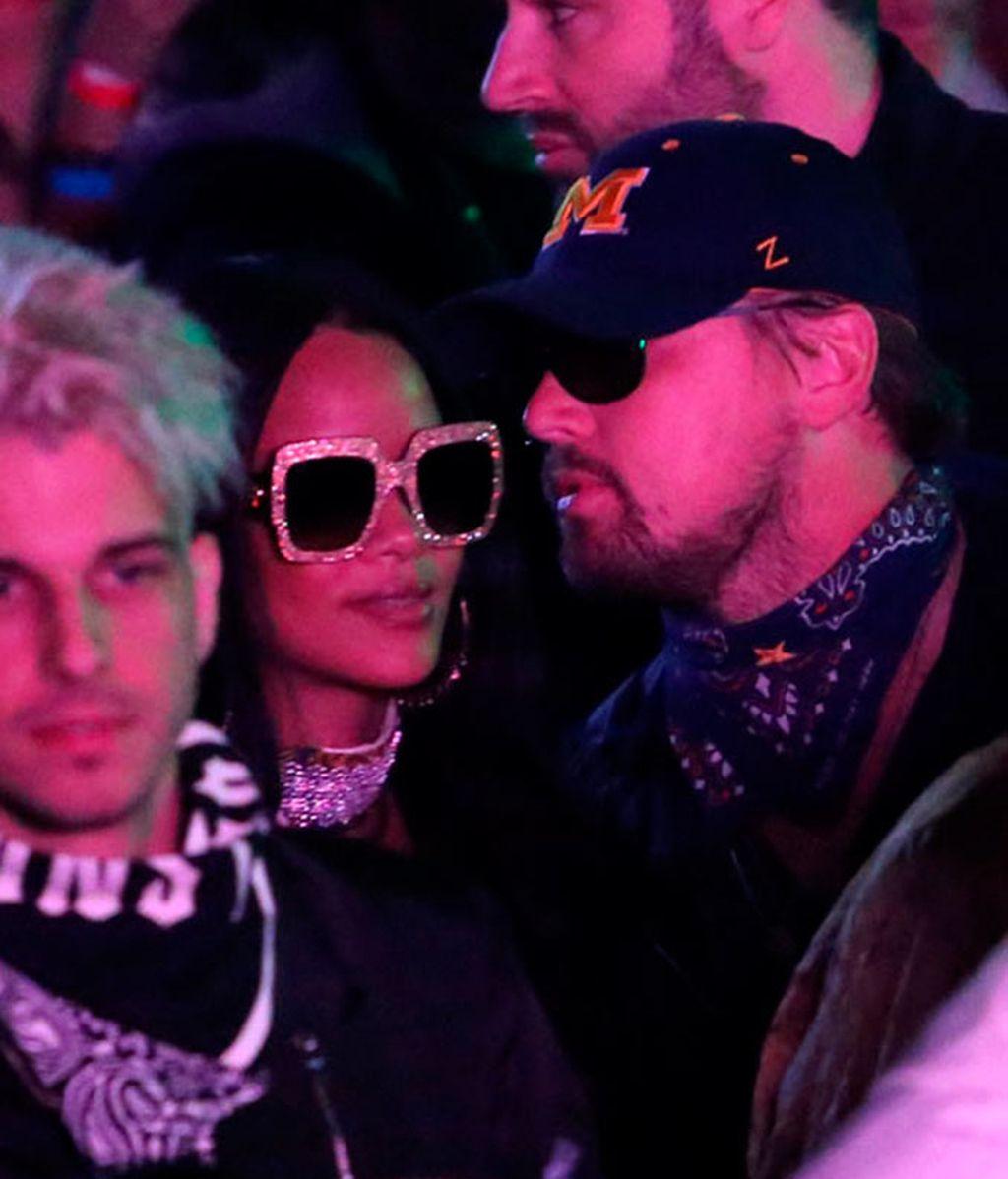 Se disparan los rumores entre Rihanna y Leonardo DiCaprio