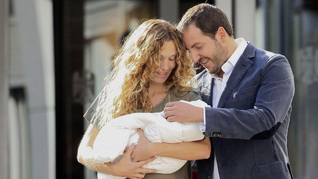 Borja Thyssen y Blanca Cuesta son padre de Sacha, Eric y Enzo