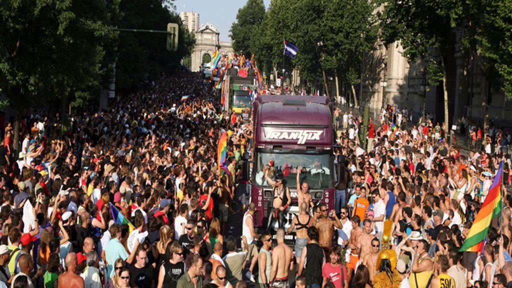 Marcha Orgullo Gay en Madrid