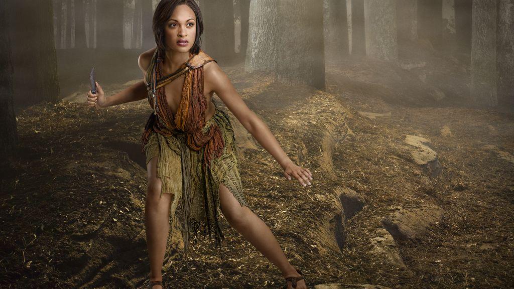 Naevia, la razón de Crixus para seguir luchando