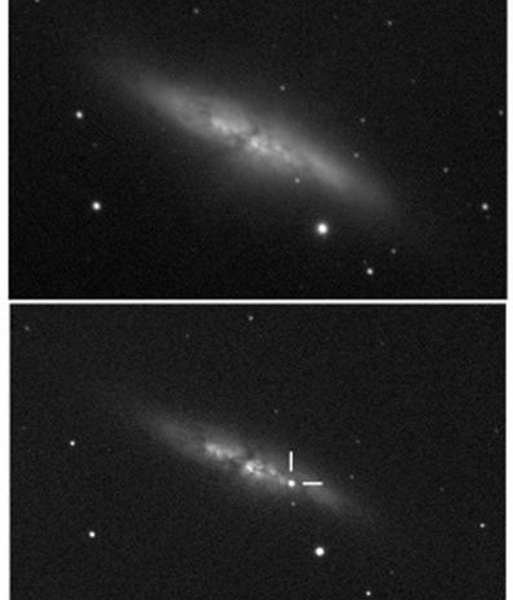Una supernova podría ser visible desde la Tierra en dos semanas