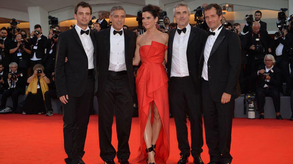 Glamour en el Festival de Venecia