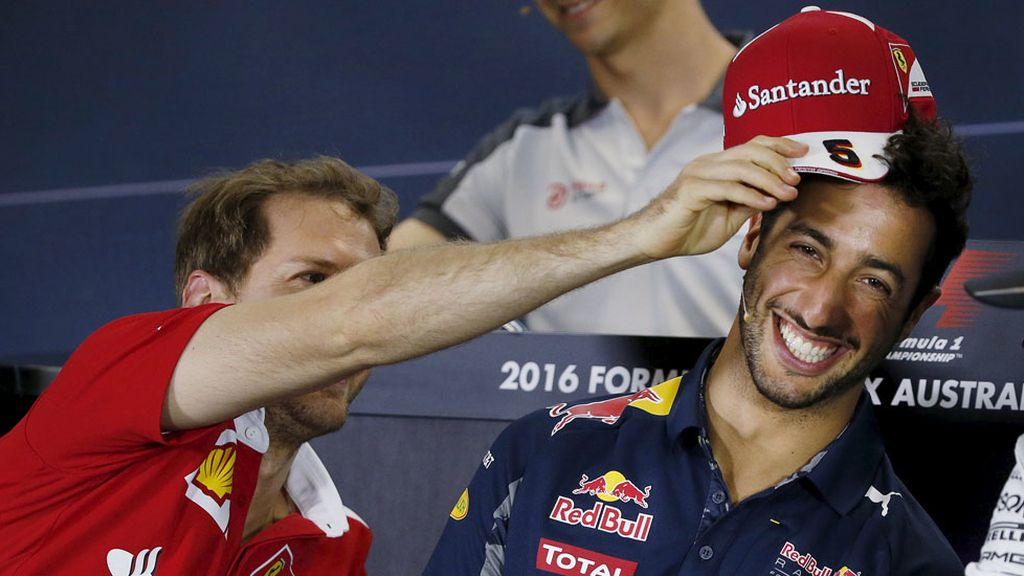 La temporada de Fórmula 1 comienza con buen ambiente (17/03/2016)