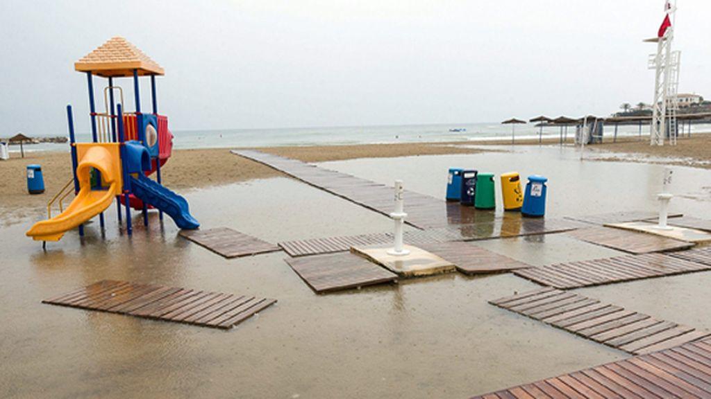 El mes de agosto termina con Mallorca y Menorca en alerta por tormentas