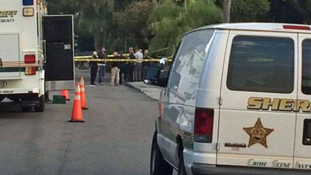 Muere un policía tiroteado en Florida