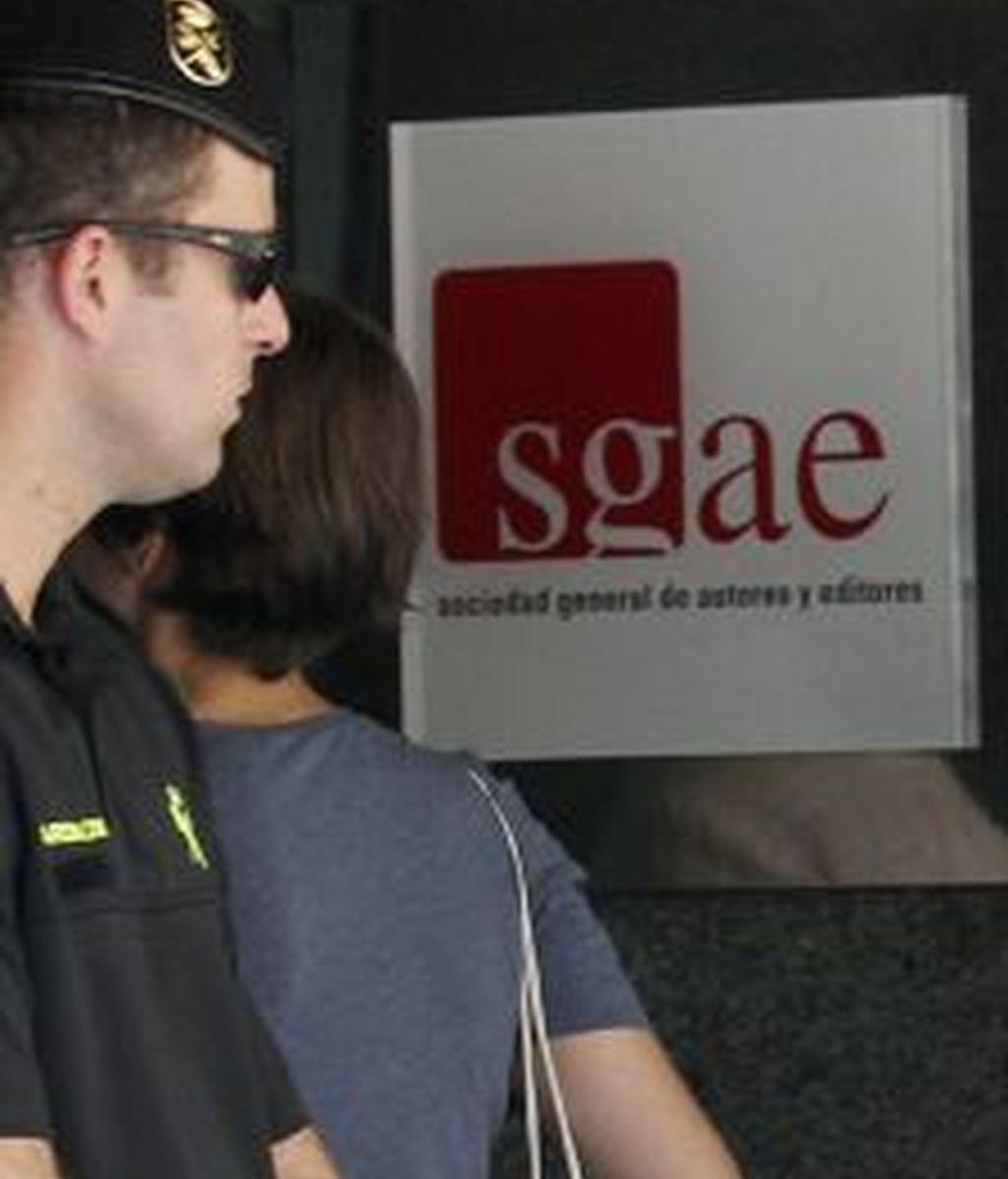 La SGAE anuncia que tomará medidas legales. Foto: Reuters.