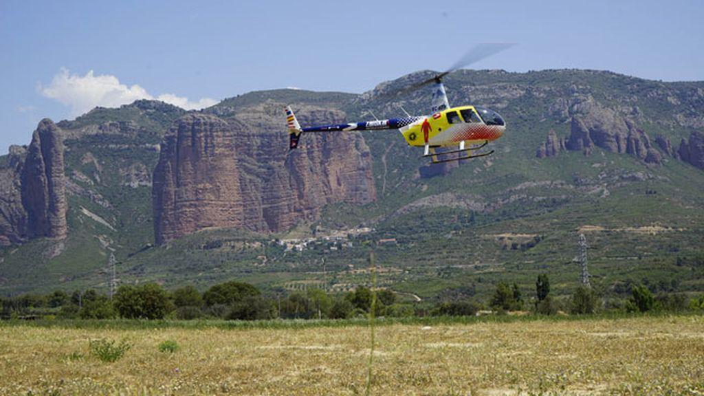 Nueva misión tecnológica en 'Volando voy'