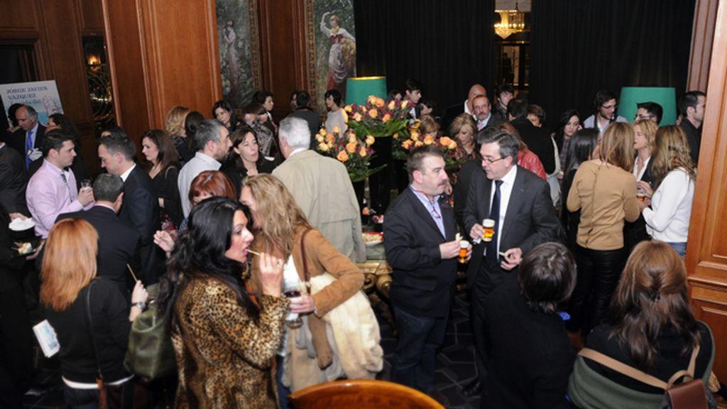 El Hotel Meliá Fénix, que acogió a The Beatles en su única visita a Madrid, fue el escenario de la fiesta