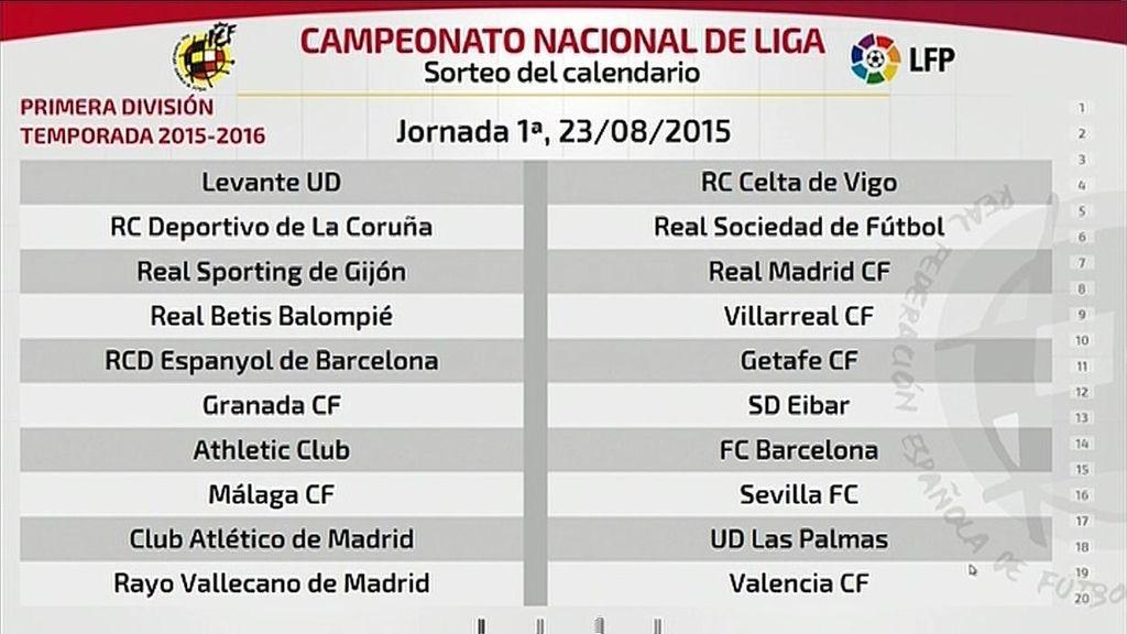 Liga,Real Madrid,Barça
