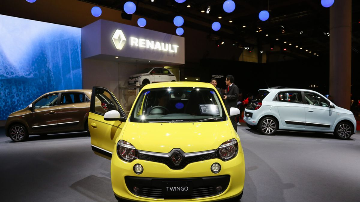Renault se desploma en Bolsa ante rumores de manipulación de emisiones