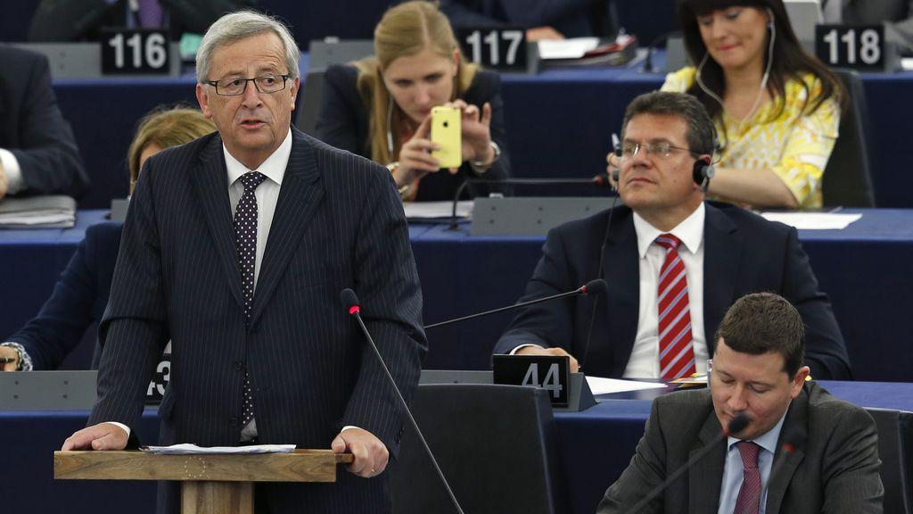 Juncker elegido presidente de la Comisión Europea