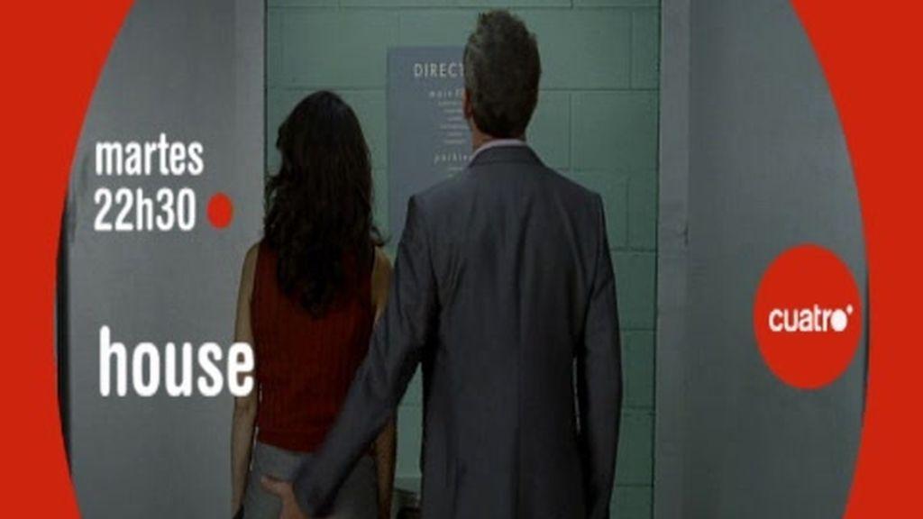 Promo House: House les cuenta a todos que está con Cuddy