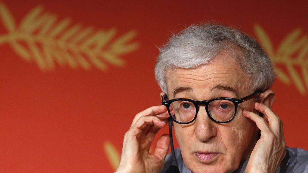 Woody Allen en el Festival de Cannes