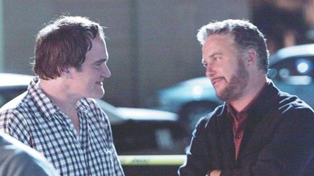 Tarantino en CSI
